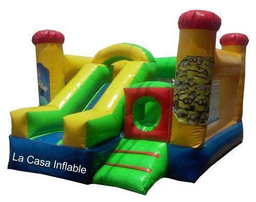 inflable para negocio propio brincolines payasos inflables