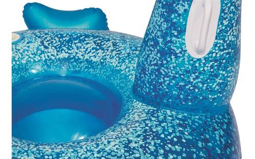 inflable pavo real 198 x 164 cm bestway 41101 pileta edu