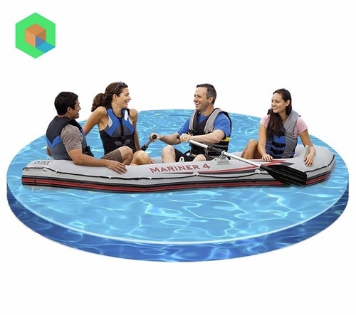 inflable pesca bote