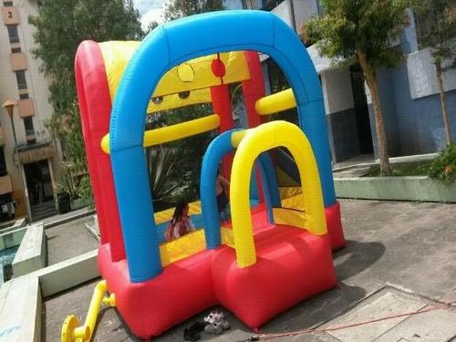 inflable saltarin para niños con motor