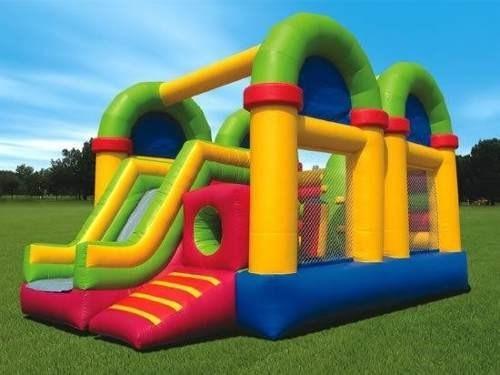 inflable saltarin-trampolin brincolin con motor