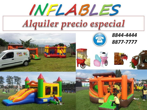 inflable todo heredia 35 mil