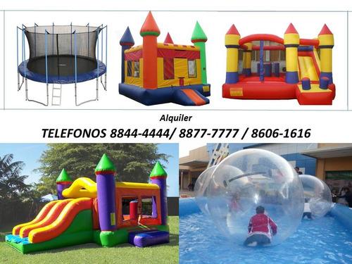 inflable trampolin brinca fiesta cumpleaños
