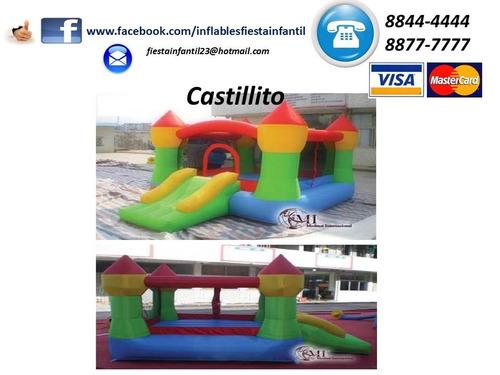 inflables barva heredia super precios tel 8844-4444