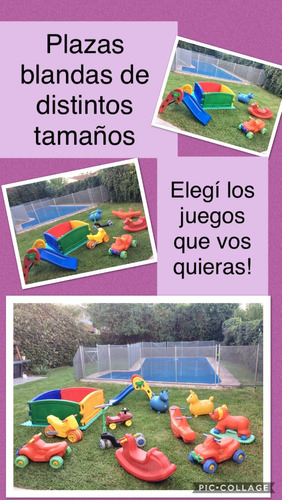 inflables eventos alquiler