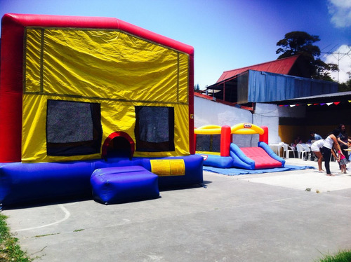 inflables happy party tel 8813-93-56 2 x 1 en los inflables!