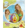 Pelota De Playa Inflable. Winnie The Pooh. 51 Cm.