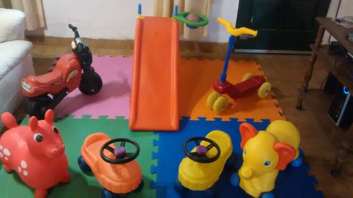 inflables juegos alquiler