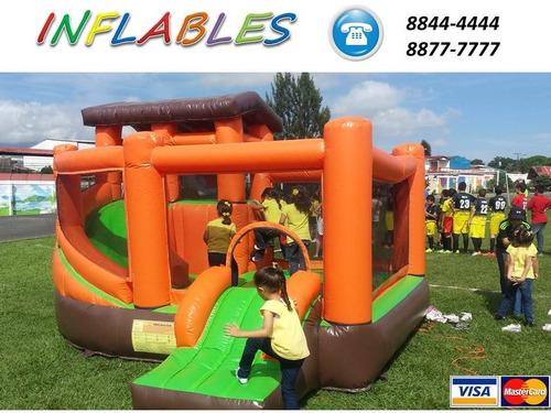 inflables megaprecio alquiler