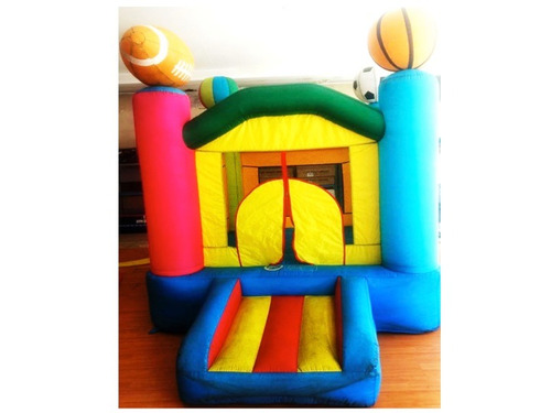 inflables saltarin infantiles nuevos de paquete vendo