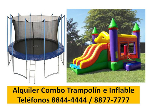 inflables trampolin brinca brinca