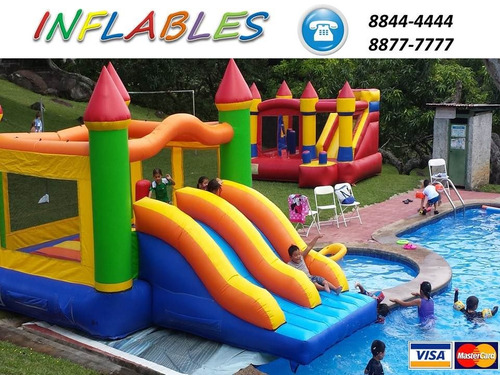 inflables trampolin costa rica face fiesta infantil