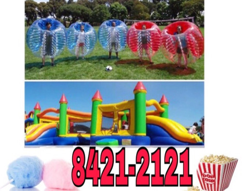 inflables y catering infantil