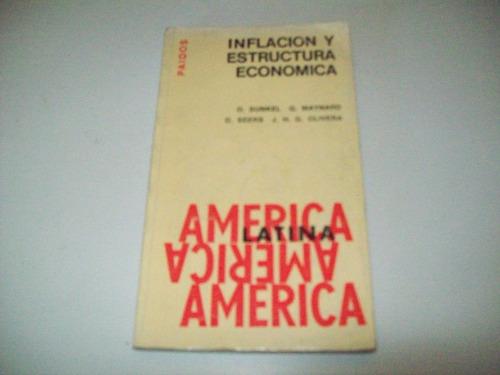 inflación y estructura económica sunkel maynard seers paidós