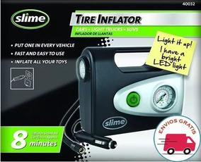 Inflador 12v De Neumáticos Slime 40032 Envío Gratis