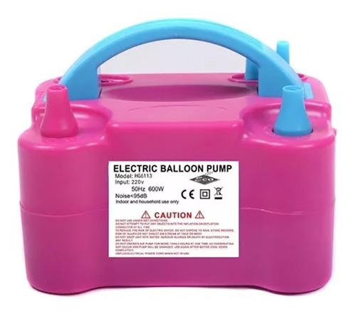 inflador balões festas