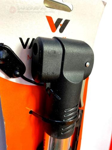 inflador bici p/auto,presta-telescópico-van halen-021-works!