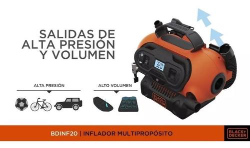 inflador black decker bdinf20qp 20v digital cuotas