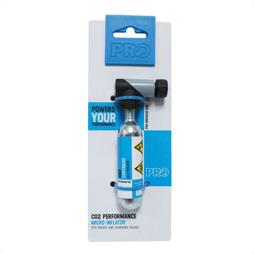 inflador co2 pro performance micro inflator - epic bikes
