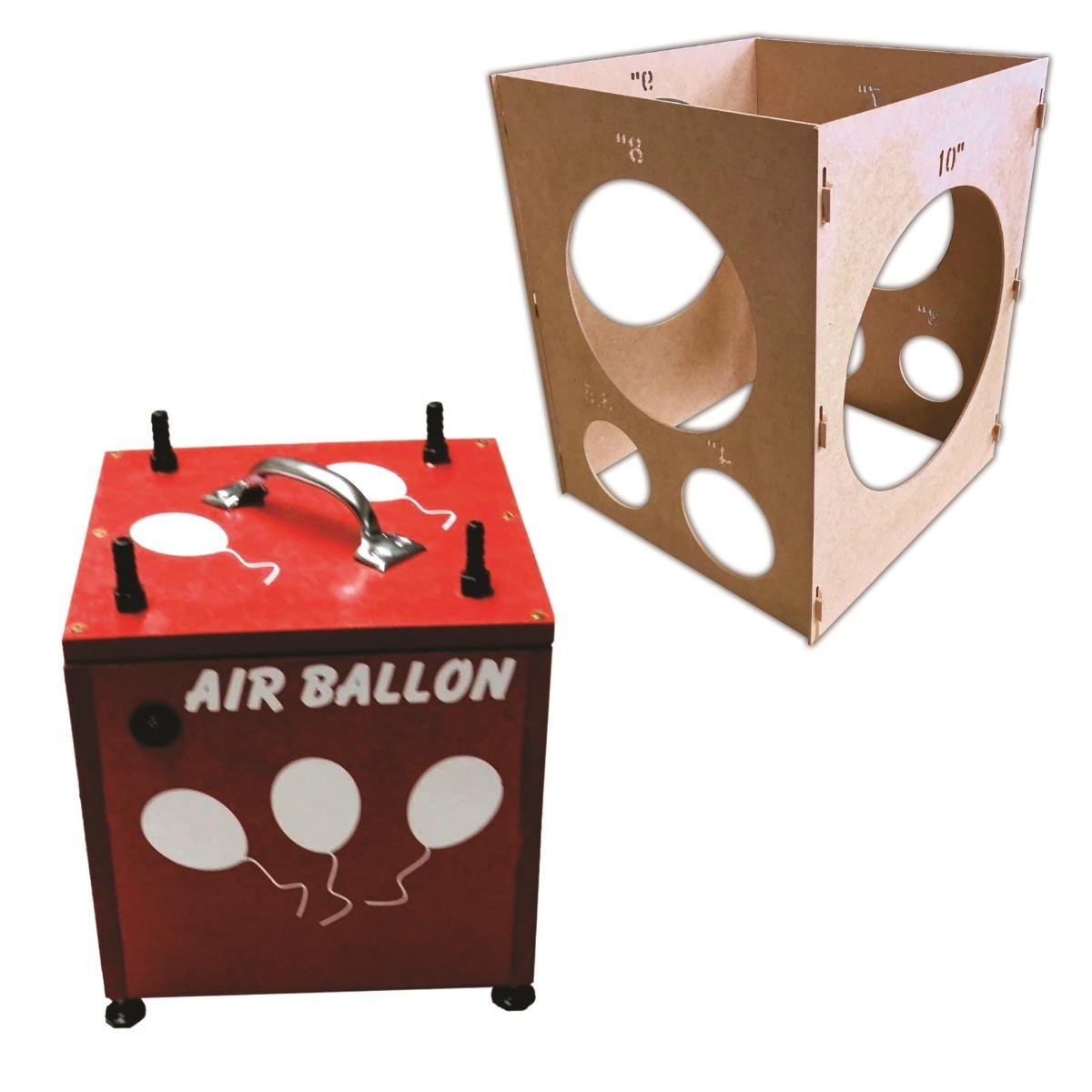 0937ef6d20ca2 Inflador Compressor Para Baloes