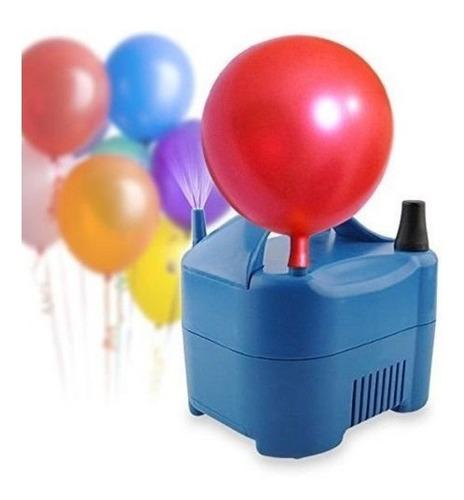 inflador de bombas. globos. automático. granizados. catering