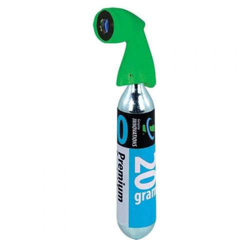 inflador de co2 mas garrafa innovations microflate 20 gms