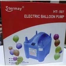 inflador de globos electrico a domicilio
