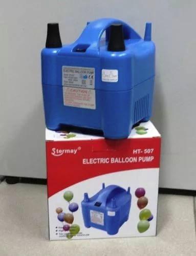 inflador de globos electrico de 4 boquillas sterway