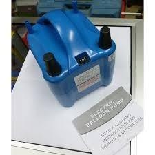 inflador de globos electrico  hazta 4 globos al mismo tiempo