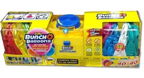 inflador de globos electrico zuro bunch + globos envio ya