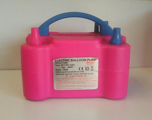 inflador de globos electricos