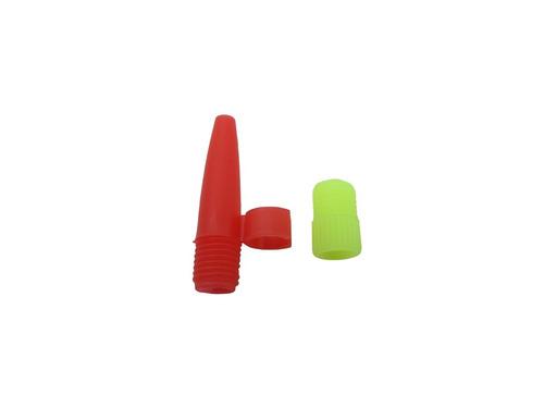 inflador de pie de 1 cilindro  incluye picos
