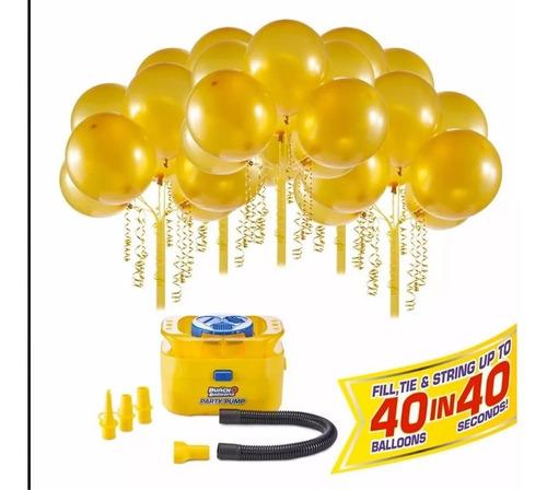 inflador electrico globos