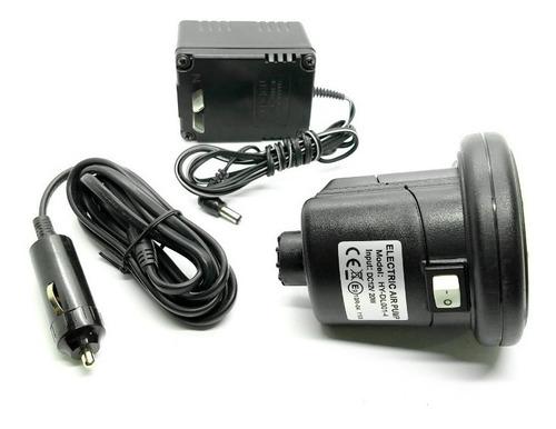 inflador electrico spinit tornado 220v 12v colchon juegos