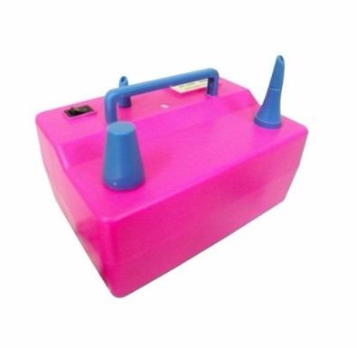 inflador elétrico de balões bexigas compressor 220 v  festas