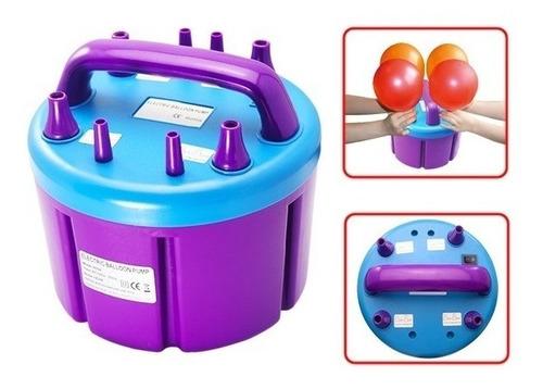 inflador globos. accesorio para globos.