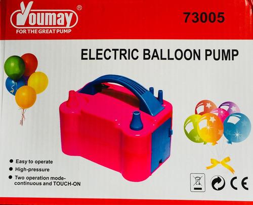 inflador globos electrico