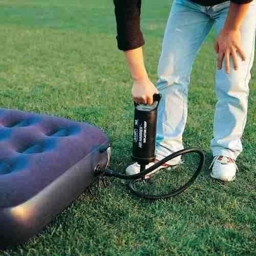 inflador manual para colchones, piletas, pelotas y demás!!