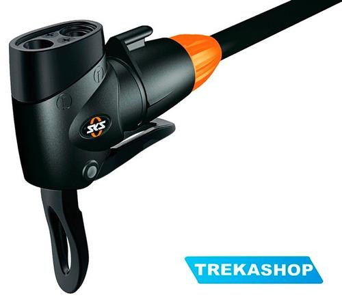 inflador sks bicicleta profesional  manómetro air worx 10.0