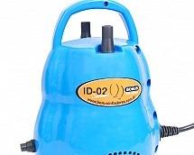 inflador/compressor de balão/bexiga - 2 bicos