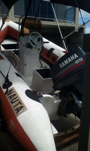 inflável 16  center console c/motor yamaha 85hp (estoque)