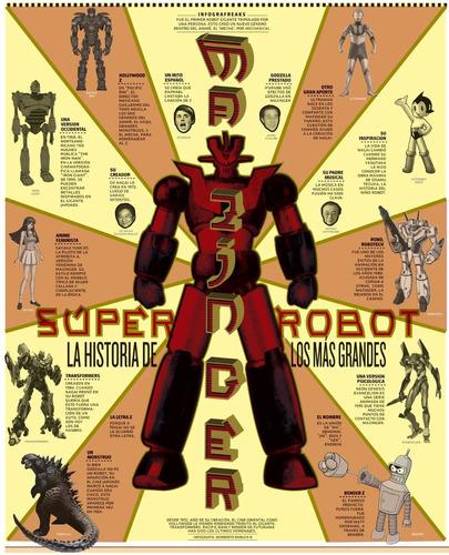 infocomics: los secretos de los superhéroes.