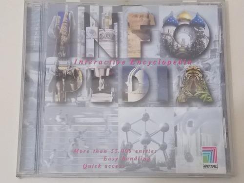 infopedia the interactive encyclopedia cd-rom
