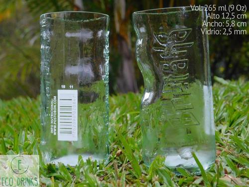 información básica para cortar botellas de vidrio