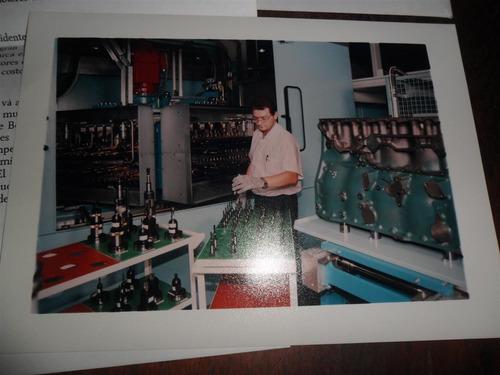informacion prensa motores volvo bloque fotografia vehiculo