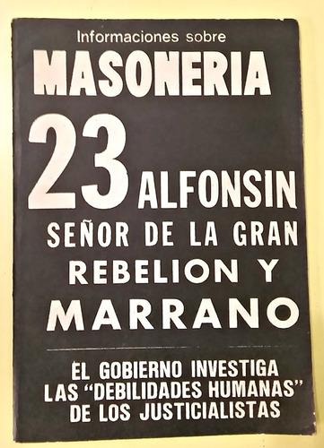 informaciones sobre masonería 23