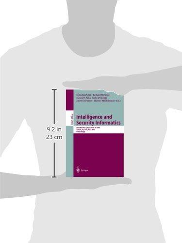 informática de inteligencia y seguridad: primer simposio nsf