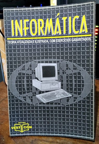 informática: teoria atualizada e ilustrada, com exercícios g