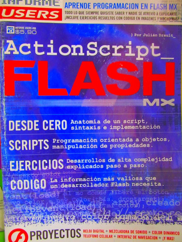 informe users nro 6 action script flash mx