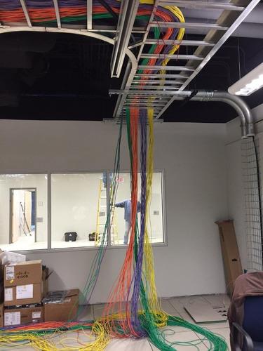 infraestructura de redes y administración ti